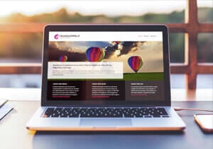 diseño web básico, económico para emprendedores de Viña del Mar, Valparaíso, y Santiago