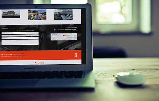 Contáctenos para un diseño web en Viña del Mar