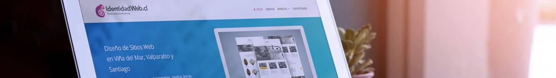 Identidad web es una agencia de diseño web en Viña del Mar
